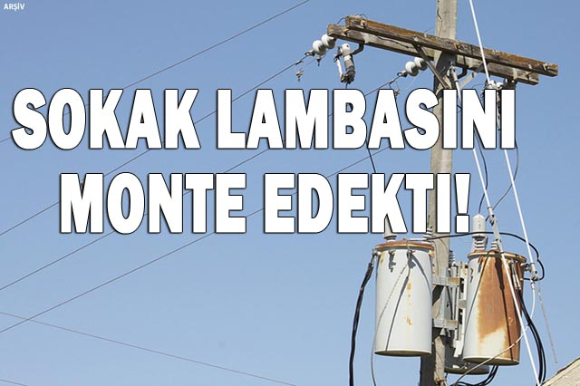 Viranşehir'de elektrik akımına kapılan bir kişi hayatını kaybetti