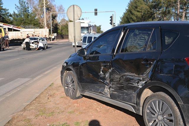 Viranşehir'de trafik kazası