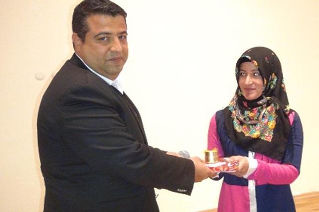 Urfa'da Genç edebiyatçılar ödüllendirildi