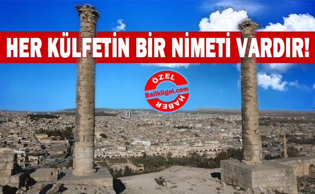 Suriyelileri barındıran Urfa'ya büyük müjde!