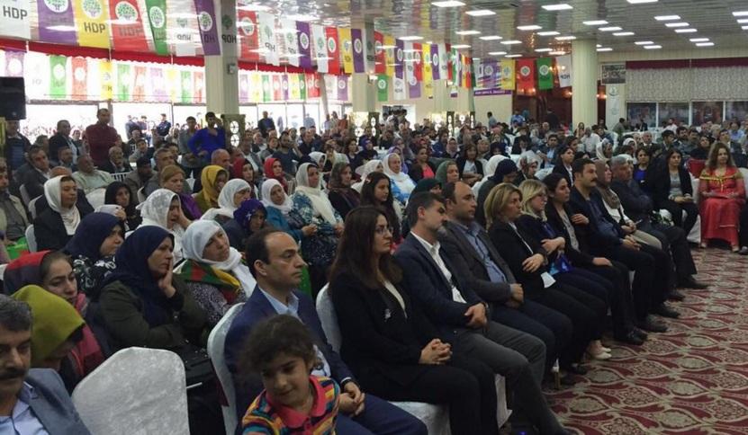 Şanlıurfa HDP'de Mehmet Dündar ve Ayşe Sürücü dönemi