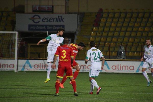 Yeni Malatyaspor, Şanlıurfaspor 2-1