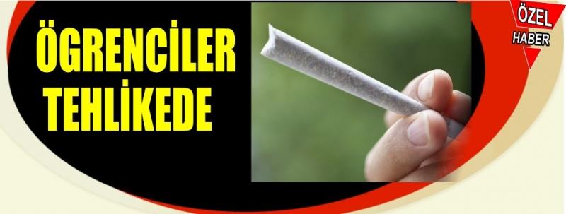 Uyuşturucuya önlem yok mu? Urfa'da aleni satıyorlar