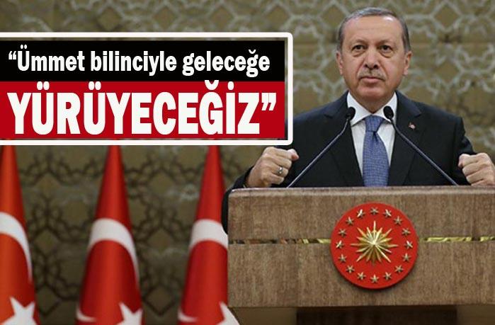 Muhtarlar Toplantısında Erdoğan'dan önemli açıklamalara