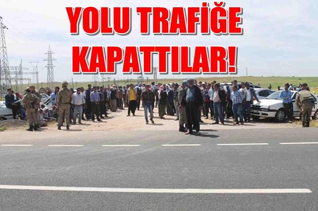 Viranşehir'de elektrik kesintileri için ayakta