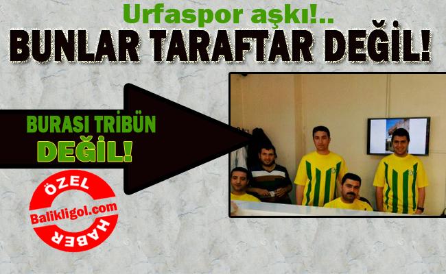 Urfaspor'a destek için bakın ne yaptılar?..