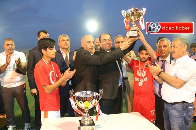 Urfa Büyükşehir Belediyesi Şampiyon Oldu