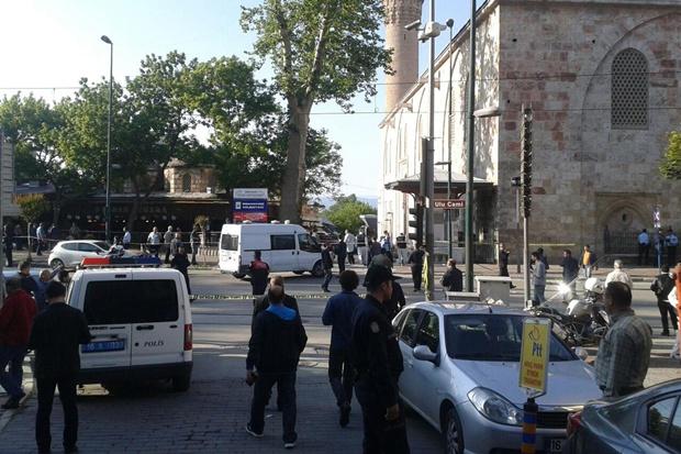 Son dakika! Bursa'da patlama: 1 ölü 7 yaralı