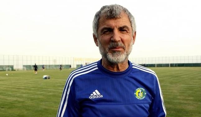 Şanlıurfaspor Teknik Direktörü Altın, bakın ne sözü verdi