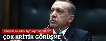 Erdoğan MİT ve Genelkurmay başkanlarıyla görüştü