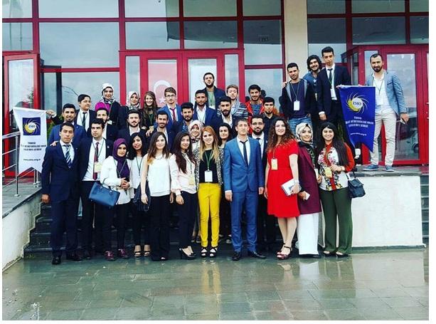 Ziraat Fakültesi Öğrencileri Ulusal Tarım Öğrenci Kongresine Katıldılar