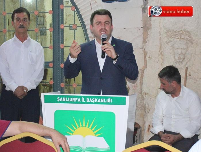Mehmet Yavuz: Toplumun harcı İslamdır!