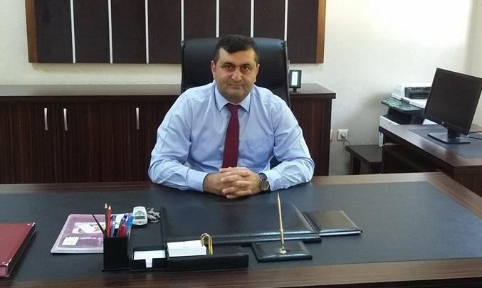 Hasan Akan Fen Edebiyat fakültesine dekan olarak atandı