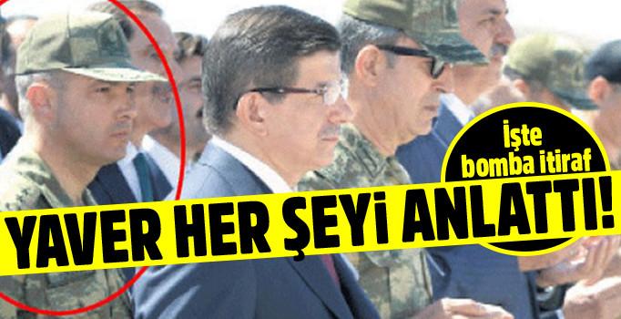 Genelkurmay Başkanı yaveri Levent Türkkan FETÖ'cü darbeyi itiraf etti