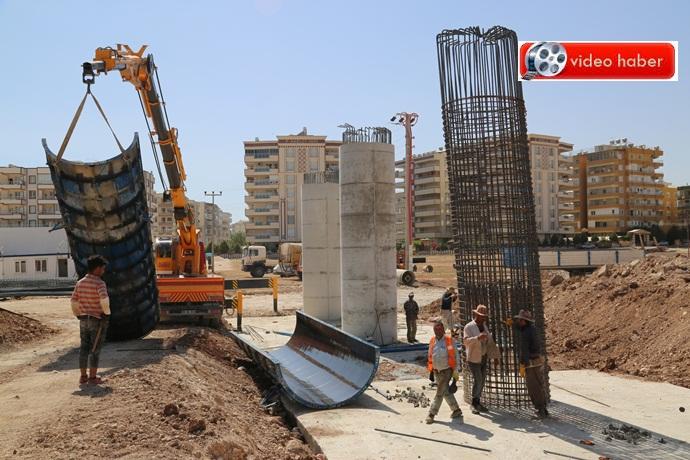 Şanlıurfa Büyükşehir, Projelerini Sürdürüyor