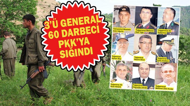 Bunlar mı PKK ile mücadele ediyorlardı?