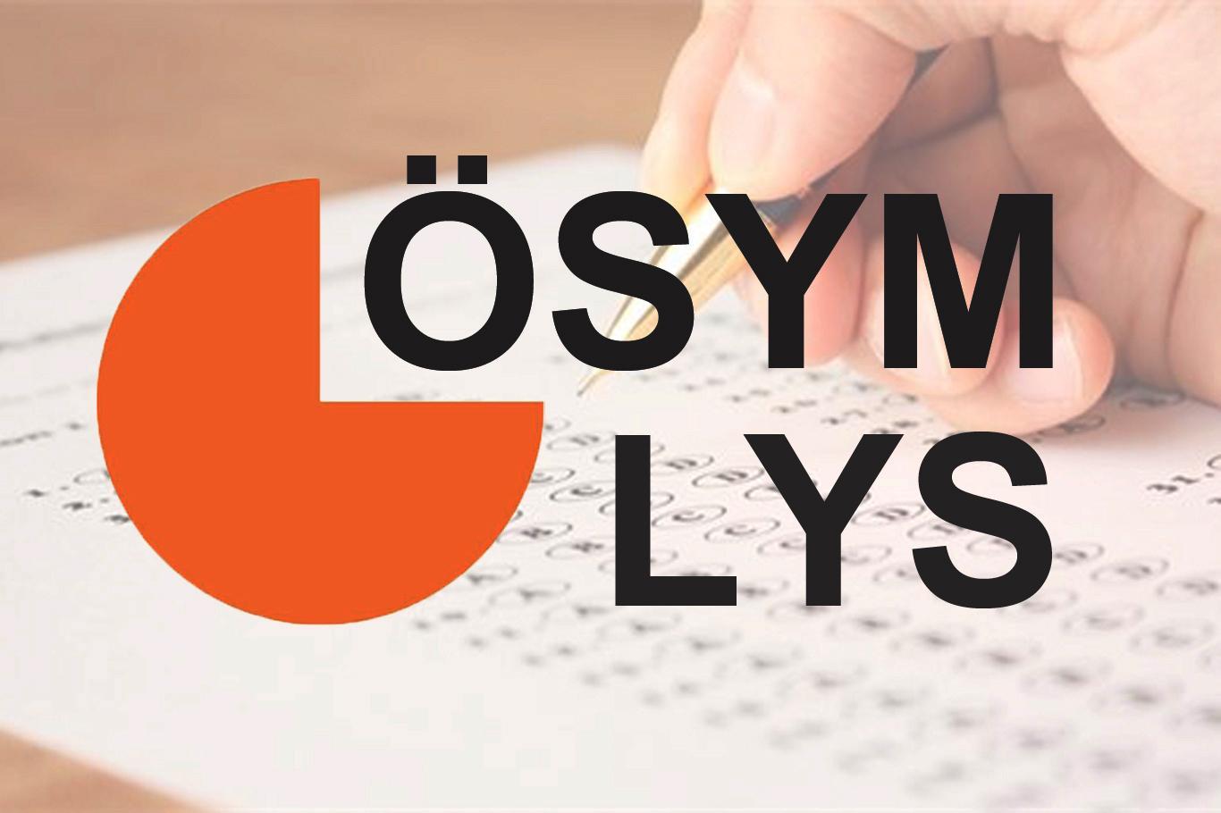 ÖSYM, LYS yerleştirme sonuçlarını açıkladı.