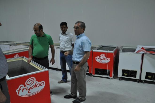 TKDK desteğiyle dondurma fabrikası kurdular
