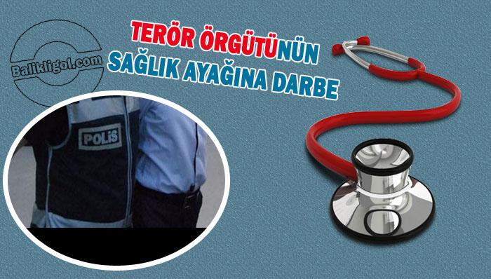 Yeni FETÖ Operasyonu: 52 Sağlıkçı için gözaltı