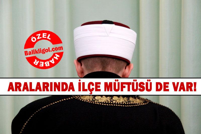 Yeni KHK ile Urfa'dan ihraç edilen imamlar kimlerdir?-isim isim o liste...