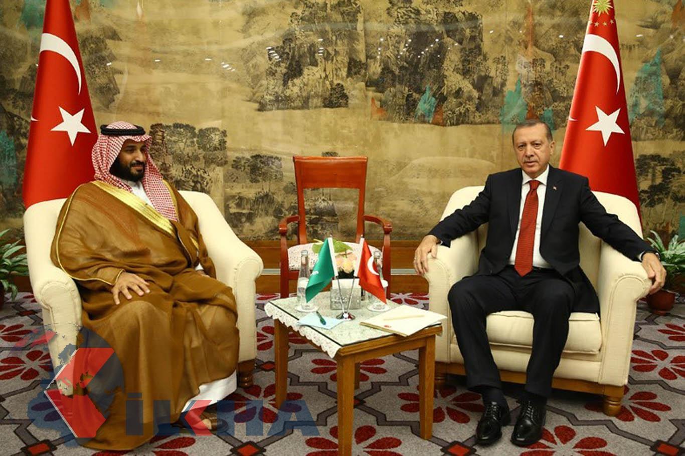 Erdoğan G20 Liderler Zirvesi'nde Suudi prensi ile görüştü