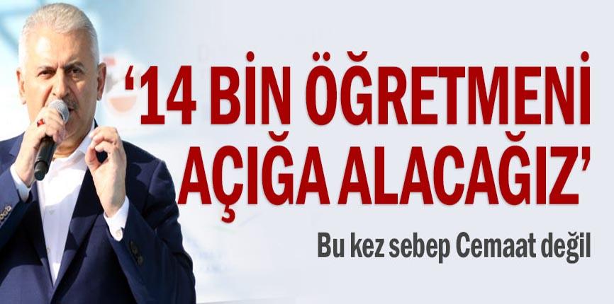 FETÖ'dan Sonra PKK'ya şok! 14 Bin kişi açığa alınacak...