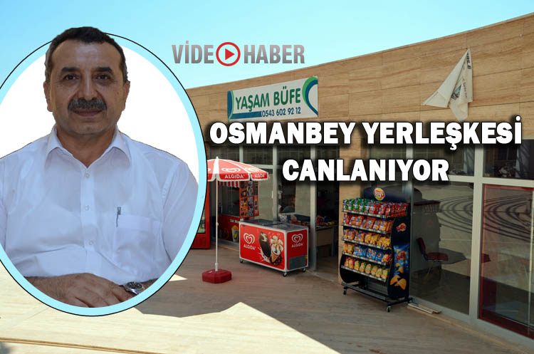 Osmanbey Kampüsünde Yaşam Merkezi Faaliyete Geçti