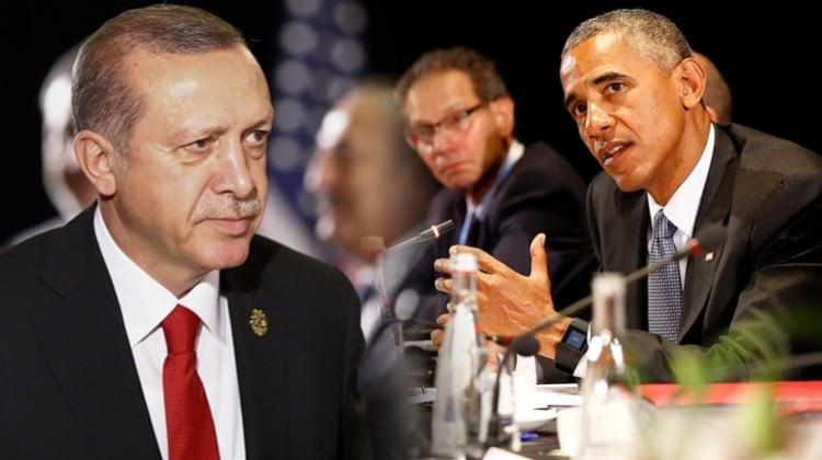 Erdoğan ile Obama Arasındaki ilginç diyalog...
