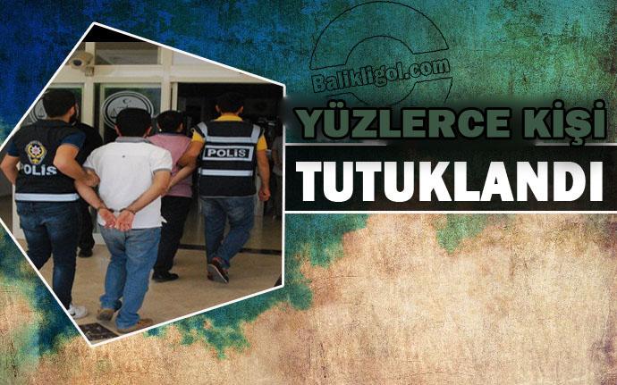 Urfa'da FETÖ Operasyonunda kaç kişi tutuklandı? - Sayı açıklandı