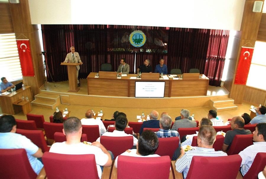 ŞUTSO'ya atanan Kayyım 2016 Eylül ayı toplantısını yaptı