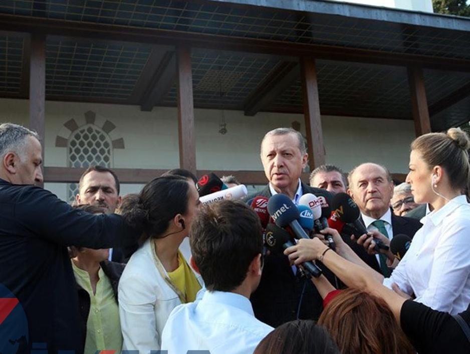 Suriye'de eteşkes devamlı mı olacak? Erdoğan'dan flaş açıklama