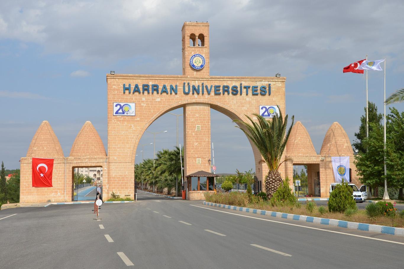 Harran Üniversitesinde bir ilk! HARÜKAM yönetmeliği yayınlandı