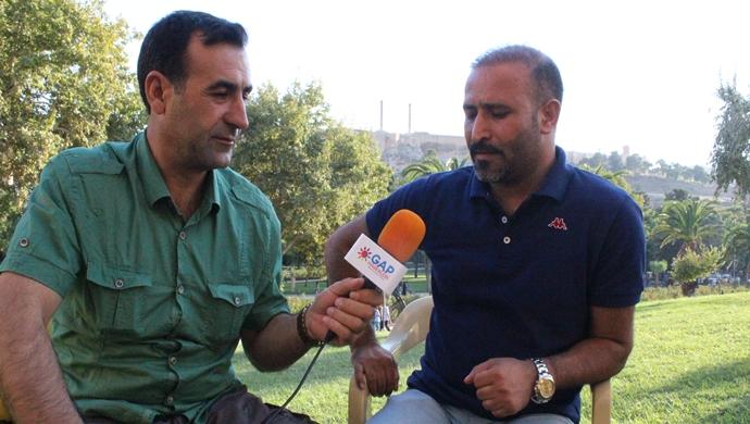 Şanlıurfalı Yönetmen Murat Uygur; Urfa'yla ilgili Büyük Projelerimiz var