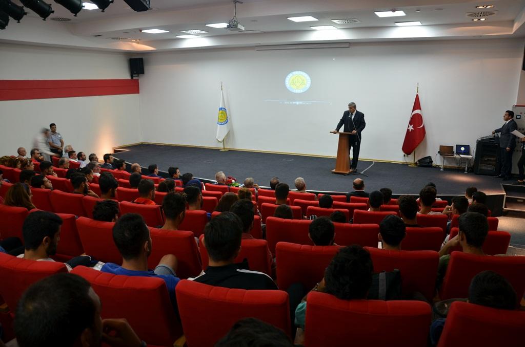 Harran Üniversitesi BESYO Yeni Öğretim Yılına Başladı-GÖRÜNTÜLÜ