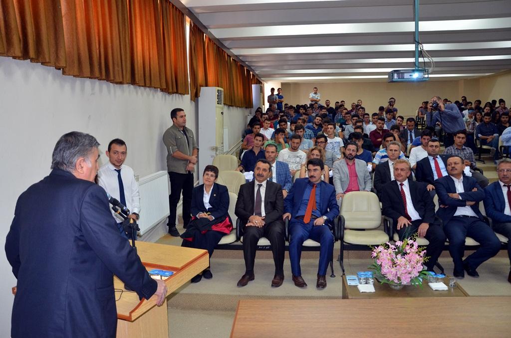 Veteriner Fakültesi Yeni Öğretim Yılına Başladı