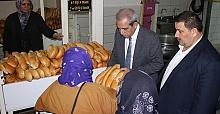 Haliliye Belediyesinden Aşevi 1 Milyon Ekmek Yardımı