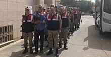 Şanlıurfa Jandarmadan Dev Operasyon: 38 kişi gözaltına alındı