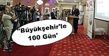 Zeynel Abidin Beyazgül Başkanlığında 100. Güne Kadar Yapılanlar