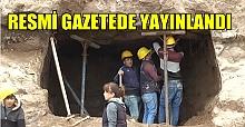 Halfeti'deki 2 Bin 300 Yıllık Kaya Mezarlarıyla İlgili Karar Çıktı