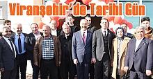 Viranşehir'de 600 Kişiye İstihdam Sağlayacak İşletme Açıldı