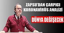 İş adamı Cüneyd Zapsu'dan koronavirüsle ilgili çok önemli açıklama
