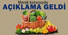 Yeni Kararlar Sonrası Sebze Meyve Fiyatları Nasıl Etkilendi?