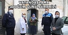 Urfa Büyükşehir'den Gönül Belediyeciliği Örneği