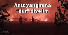 Tüm Uyarılara Rağmen Durdurulamıyor! Anız Yangınları Başladı