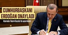 Cumhurbaşkanlığı Tarafından Yapılan Atamalar Resmi Gazete'de