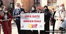 Urfa'da İsotu Yapıldı! Yüzlerce Kişi Yarıştı