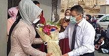Urfa'dan Güzel Bir Haber! Doktorunu Nişanına Çağırdı