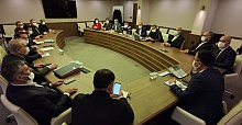 Büyükşehir belediye işçilerin sözleşmesi için sendika ile masaya oturdu