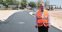 Urfa'da 15 Yıllık Yol Sorunu çözüme kavuştu