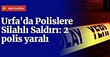 Açıksu Caddesinde polislere silahlı saldırı düzenlendi: 2 polis yaralandı